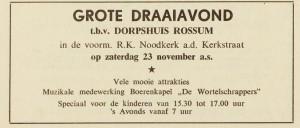 Advertentie uit 1968